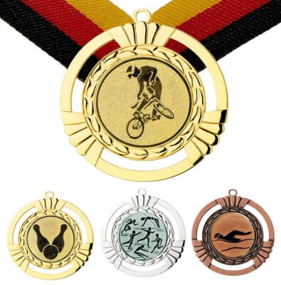 90 mm Medaille